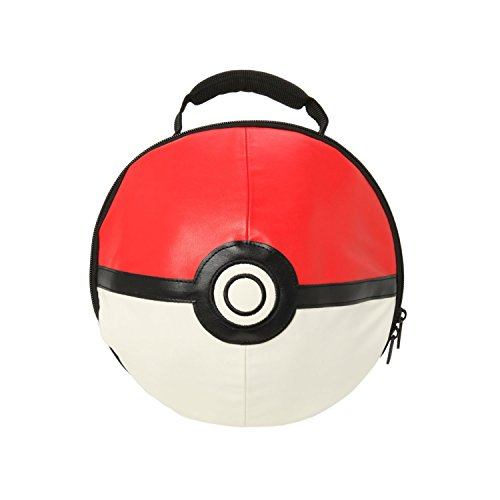 Nintendo Big Boys' Pokemon Mini Pokeball Lunch Box - 1