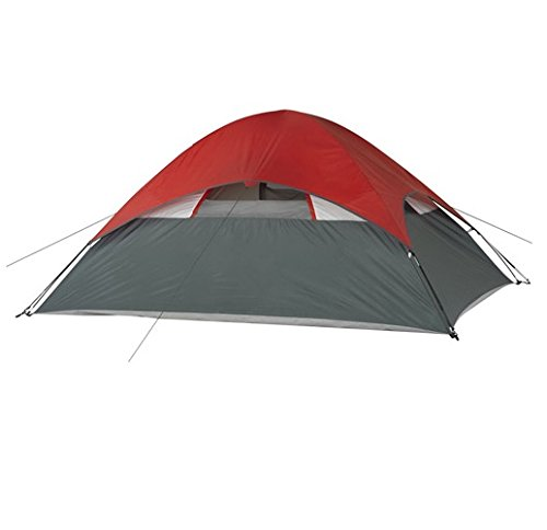 Ozark Trail 4-Person Backpacking Tent 9'X7' front-766259
