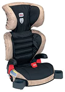 Britax Parkway SGL Booster Seat, Nutmeg (Prior Model)
