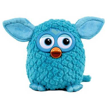 Furby 14cm Soft Toy – Blue
