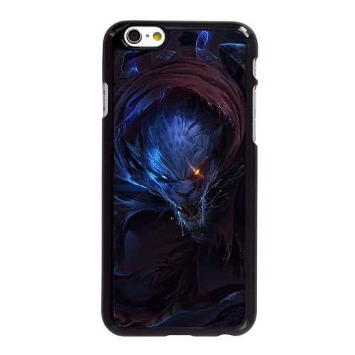G9E79 League of Legends Night Hunter Rengar B2R0KT cover iPhone 6 Plus 5.5 Inch Cell Phone Case Cover Black DG4YHP7VE