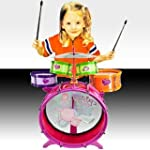 MY FIRST DRUM SET KIT MUSICAL KIDS CH...