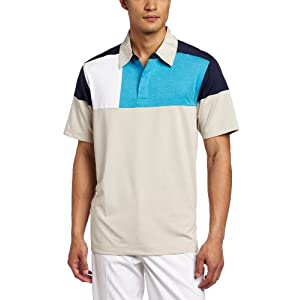 Callaway Men's Color Block Polo T-Shirt