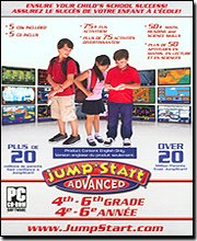 Jumpstart Advanced 4Th-6Th Grade - School Essentials