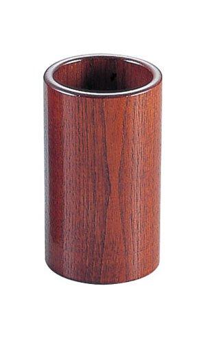 木製 丸型はし立 15102 (ハイブラウン)
