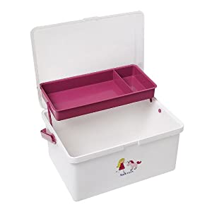 Safetots Princess and Pony Baby Box Organiser