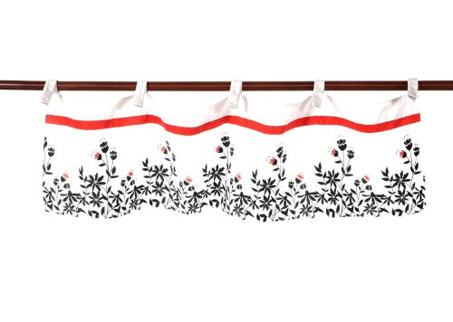 Summer Infant Organic Twilight Garden Valance (Discontinued by Manufacturer)