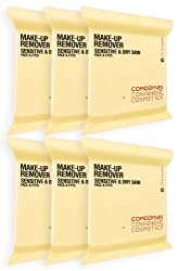 Comodynes MKR-S Make-Up Remover Towelettes for Sensitive Skin (120 Pack)