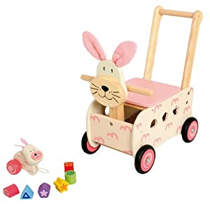 chariot de marche lapin jeux et jouets. Black Bedroom Furniture Sets. Home Design Ideas