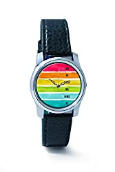 BigOwl Life is what you make it - Inspirational !! Analog Women's Wrist Watch 4724316036RS2-S-BLK