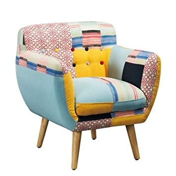 Patchwork Chair Lulea
