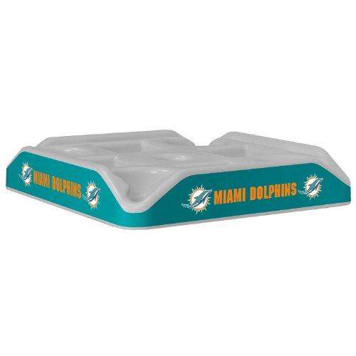 Nfl Miami Dolphins Pole Caddy