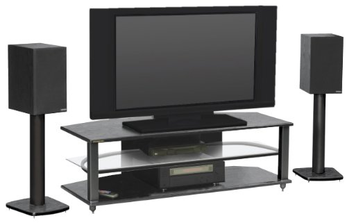 Cheap Plateau Corporation CRX – Series 54″ TV Stand (B0036UPSAI)
