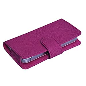 DSR Pu Leather case cover for Micromax Bolt A35
