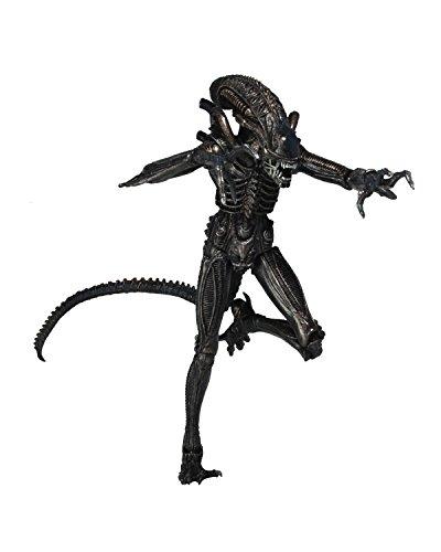 "NECA Aliens 7"" Scale Action Figure Series 5 Genocide Alien Black Action Figure"