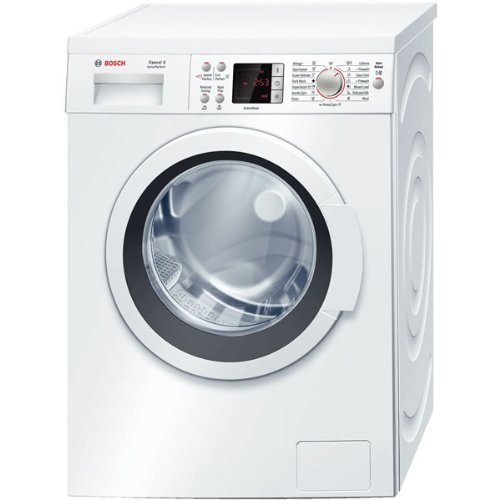 Bosch Exxcel WAQ28461GB 8KG 1400 Spin Washing Machine, White