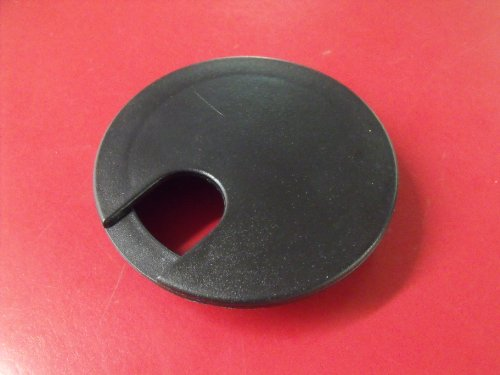 3 black desk grommet 5 pack furniture office furniture for 3 furniture grommet