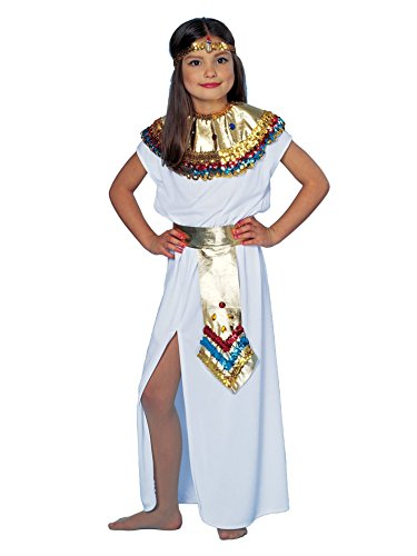 Cleopatra Queen Costume Girl - Child (8-10)