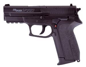 Sig Sauer Softair Pistole SP2022 H.P.A. (<0,5 Joule), schwarz, 201476