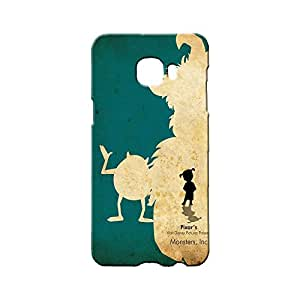 G-STAR Designer Printed Back case cover for Samsung Galaxy C7 - G8346
