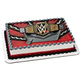 DecoPac WWE Championship Ring DecoSet Cake Topper