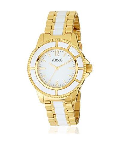VERSUS by VERSACE Reloj de cuarzo Al13Sbq701A071 Dorado