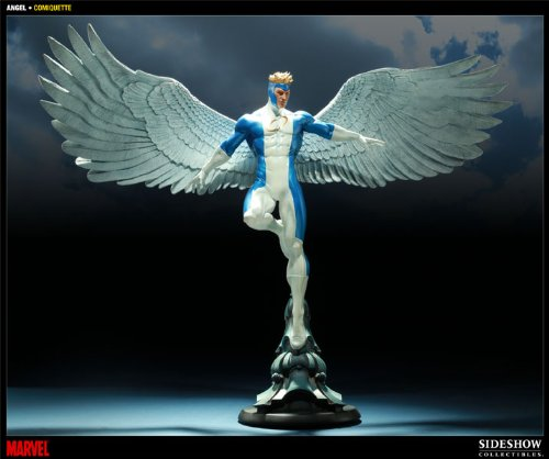 Sideshow Collectibles - Marvel Comiquette Statuette 1/5 Angel 51 Cm