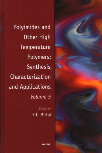 Polyimides and Other High Temperature Polymers: Synthesis, Characterization and Applications, Volume 5