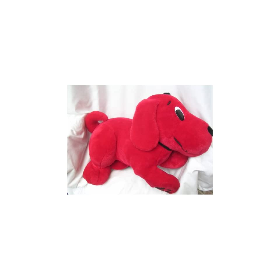 Clifford the Big Red Dog Plush Toy ; 27 Stuffed Animal Collectible