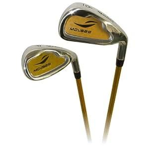 Masters MC-J520 Club de golf junior 12 à 14 ans Droitier Fibre de carbone Junior 6