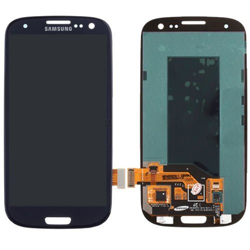 For Galaxy S3 T999 I747 I535 L710 Lcd + Touch Screen Digitizer - Black - New - All Repair Parts Usa Seller