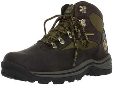 (速抢)天木兰Timberland 男士GTX靴 Chocorua Trail Gore-Tex Mid Hiking $72.23 棕