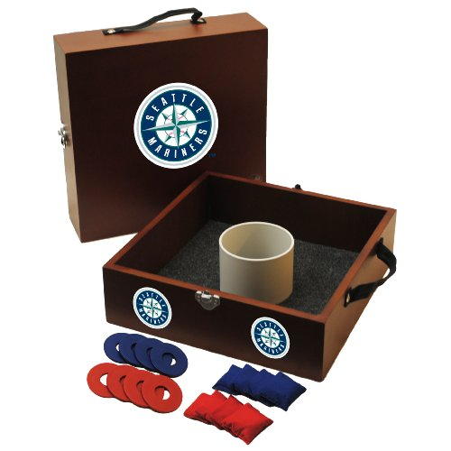 Mlb Seattle Mariners Washer Toss Game front-34441