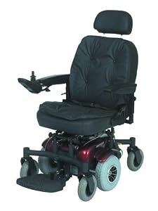 Shoprider Malaga 4mph Heavy Duty Electric Wheelchair Powerchair