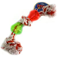 Pawzone Double Treat Pods Rope Toy