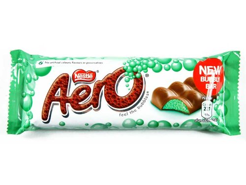 Nestlé Aero Bubbly Bar Peppermint