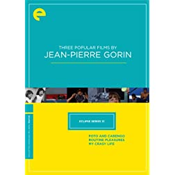 Eclipse Series 31: Three Popular Films by Jean-Pierre Gorin (Poto and Cabengo, Routine Pleasures, My Crasy Life) (Criterion Collection)