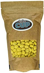Yellow Milk Chocolate M&M\'s Candy (1 Pound Bag)