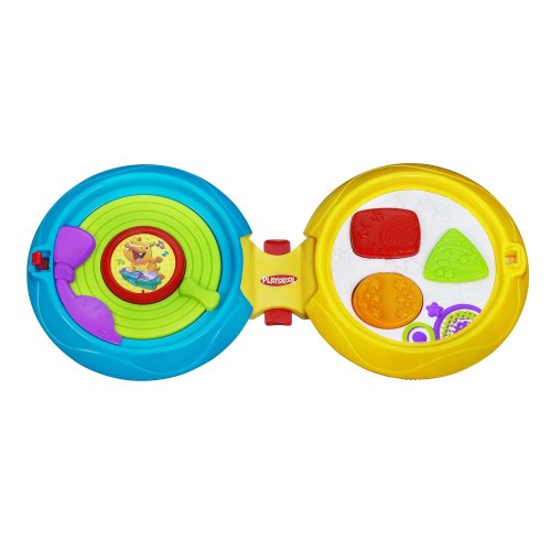 Playskool Rocktivity Mix-N-Crawl DJ Ball - 1