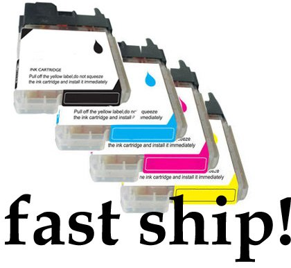 10-Pack Non-OEM Inkjet Cartridge for Brother