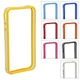 55404A Apple Iphone 4 4S Stylish Bumper Frame Case Cover + FREE Stylus Pen
