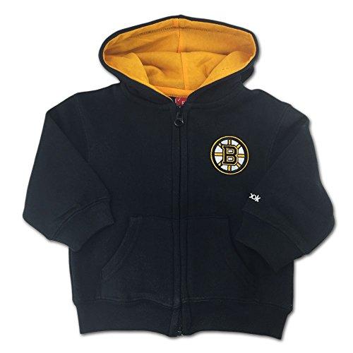 Boston Bruins Baby Zip Up Hoodie (24M)