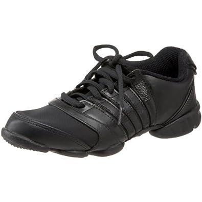 Bloch Women's Trinity Black Fashion Sneakers 10 X