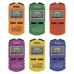 ROBIC SC - 505 Advanced Single Event Timer 6 - Color Set by adaptive sports