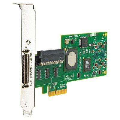 HP SC11Xe Single Channel PCI Express Host Bus Adaptor (U320 Storage Interface) (412911-B21)