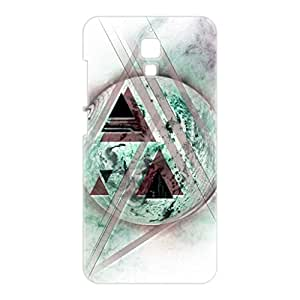 a AND b Designer Printed Mobile Back Cover / Back Case For Xiaomi Mi 4 (XOM_MI4_3D_2415)
