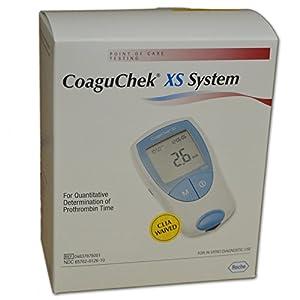 Meter Device CoaguChek System