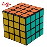 OnceAll SHS 4x4x4 Rubik's Revenge Magic Cube Puzzle Toy Black