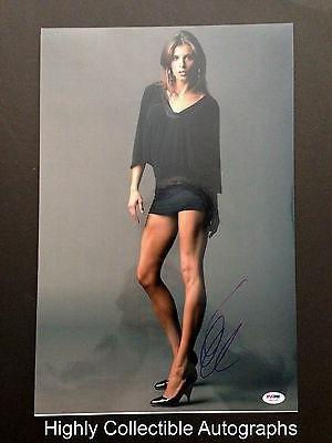 elisabetta-canalis-signed-12x18-photo-autograph-coa-psa-dna-certifie