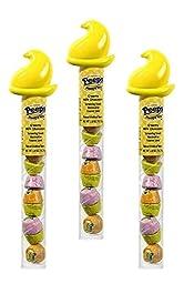 Peeps Peepsters - Creamy Milk Chocolate - 3 Tubes